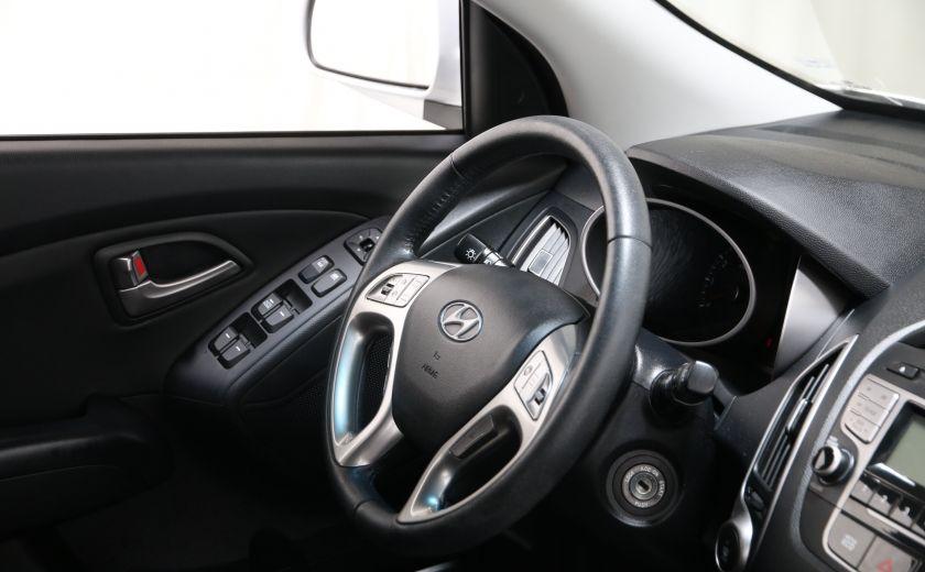 2012 Hyundai Tucson GLS #18