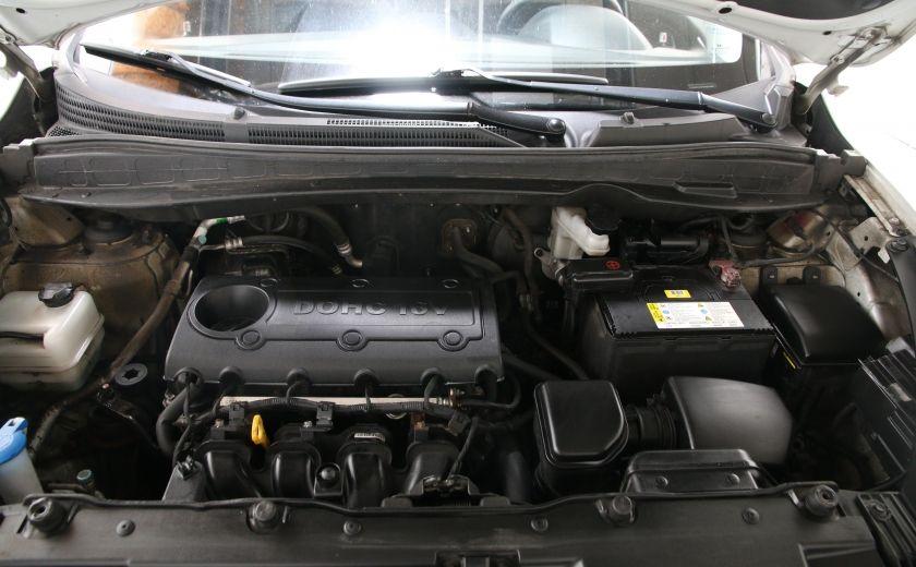 2012 Hyundai Tucson GLS #21