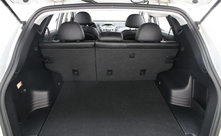 2012 Hyundai Tucson GLS #23