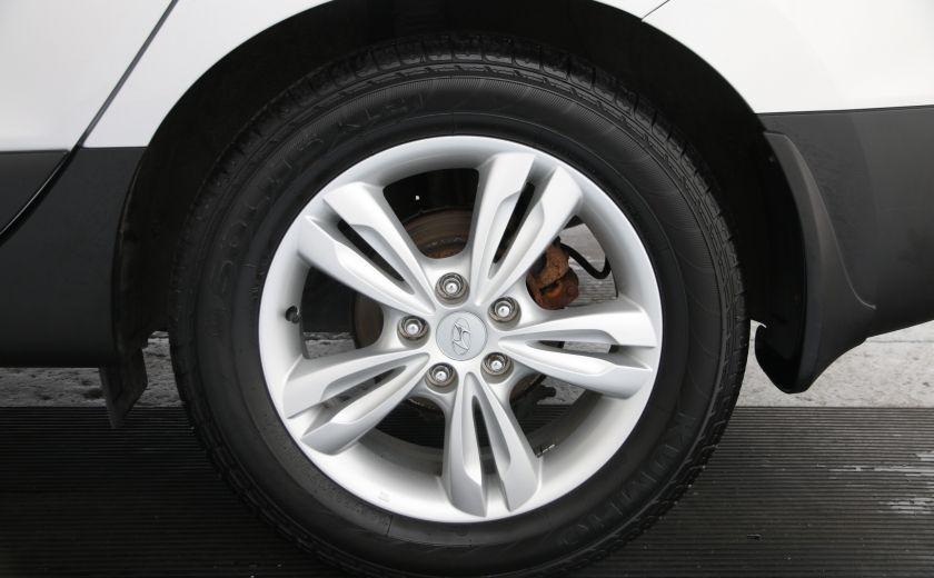 2012 Hyundai Tucson GLS #25