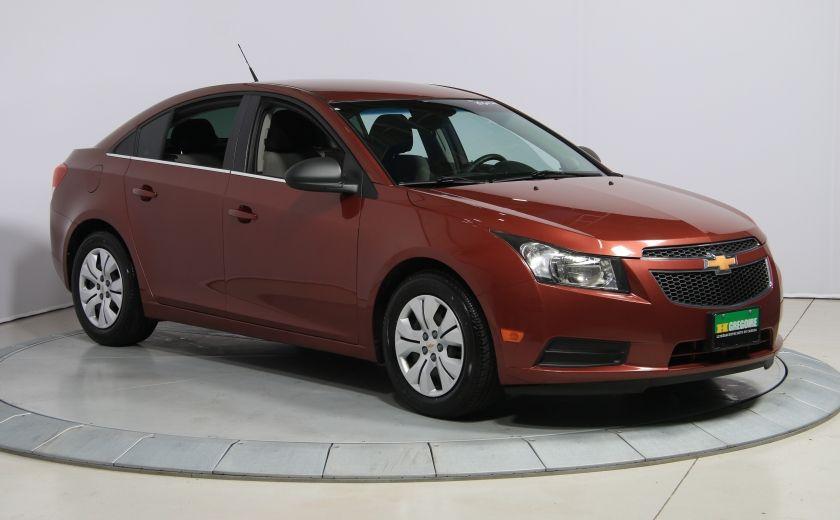 2012 Chevrolet Cruze LS A/C GR ELECT #0