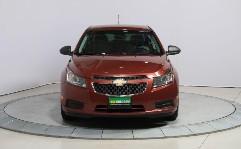 2012 Chevrolet Cruze LS A/C GR ELECT #1