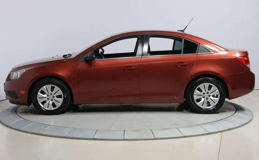 2012 Chevrolet Cruze LS A/C GR ELECT #3