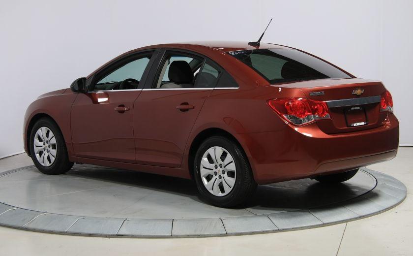 2012 Chevrolet Cruze LS A/C GR ELECT #4
