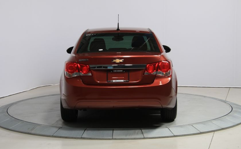 2012 Chevrolet Cruze LS A/C GR ELECT #5
