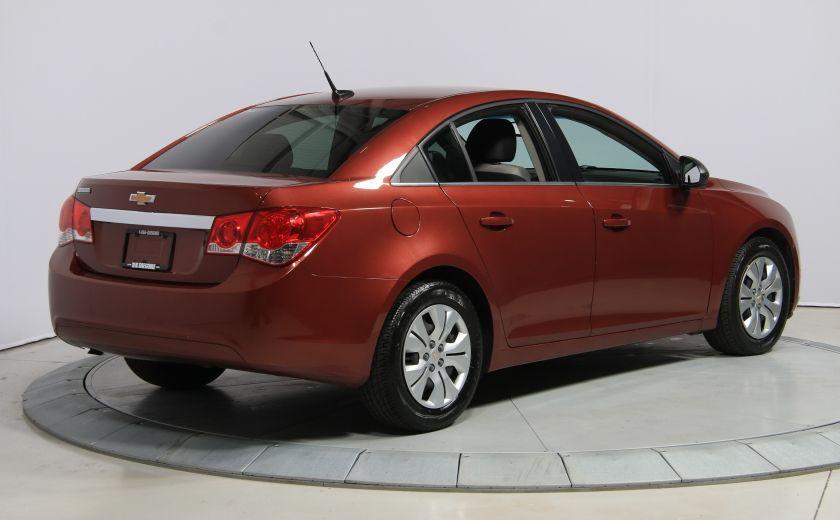 2012 Chevrolet Cruze LS A/C GR ELECT #6
