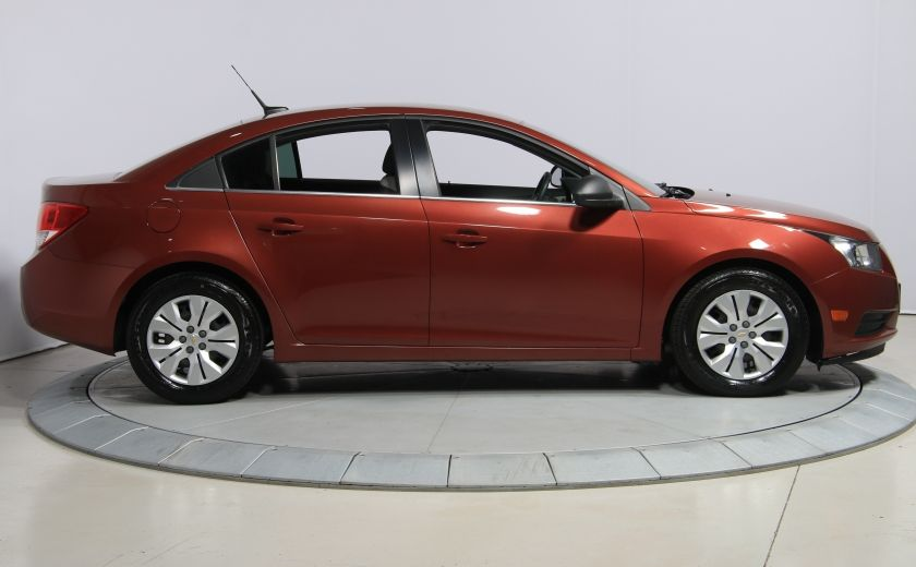 2012 Chevrolet Cruze LS A/C GR ELECT #7