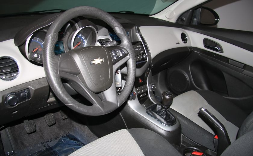 2012 Chevrolet Cruze LS A/C GR ELECT #8