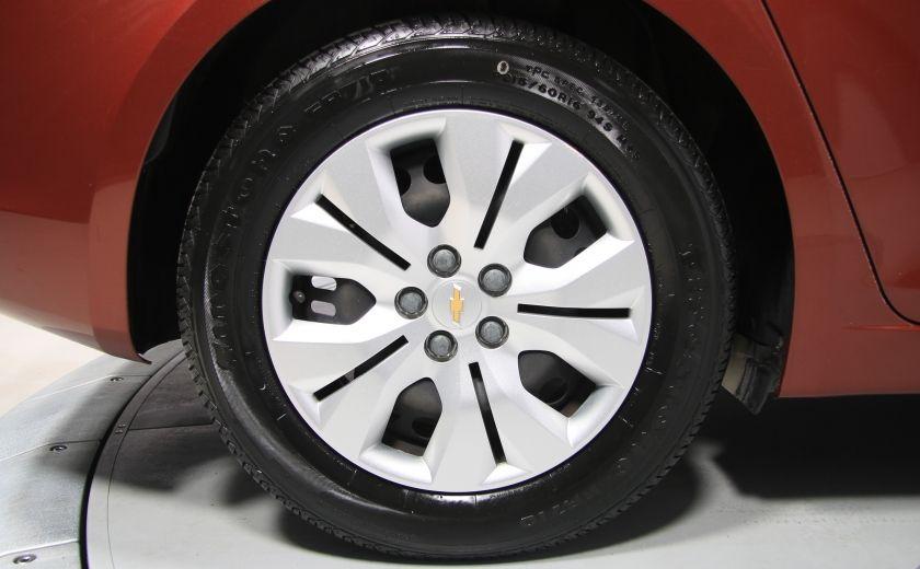 2012 Chevrolet Cruze LS A/C GR ELECT #28