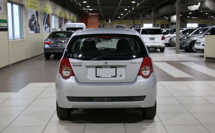 2010 Suzuki Swift AUTOMATIQUE A/C BAS KILOMETRAGE #5