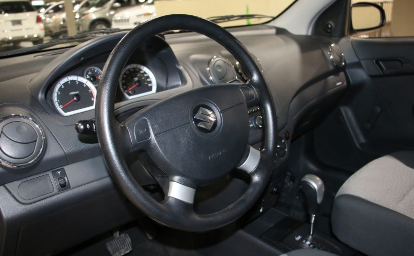 2010 Suzuki Swift AUTOMATIQUE A/C BAS KILOMETRAGE #8