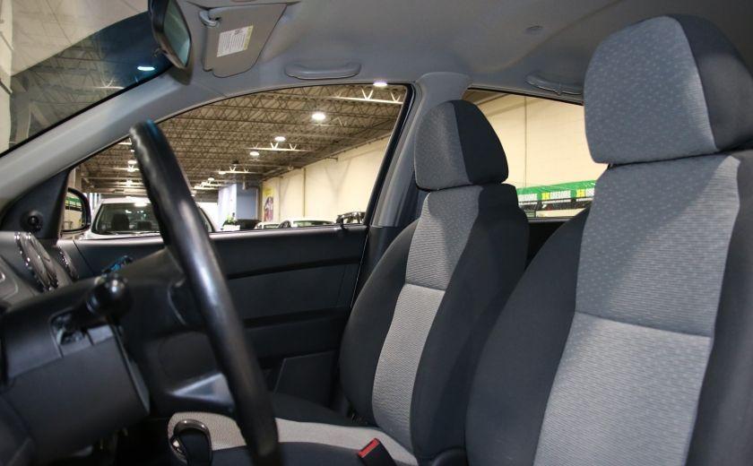 2010 Suzuki Swift AUTOMATIQUE A/C BAS KILOMETRAGE #9