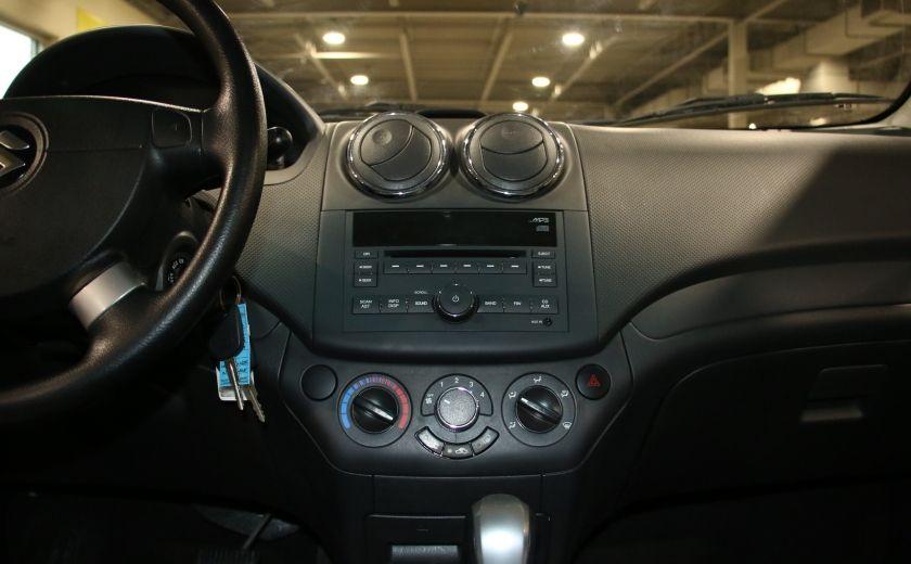 2010 Suzuki Swift AUTOMATIQUE A/C BAS KILOMETRAGE #13