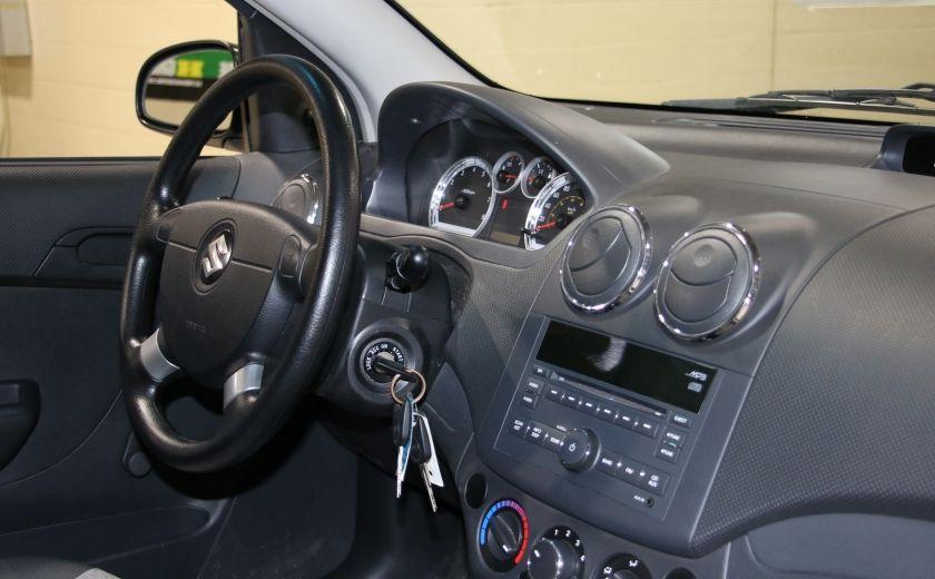 2010 Suzuki Swift AUTOMATIQUE A/C BAS KILOMETRAGE #19