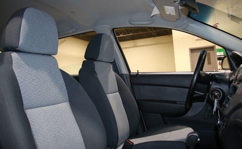 2010 Suzuki Swift AUTOMATIQUE A/C BAS KILOMETRAGE #20