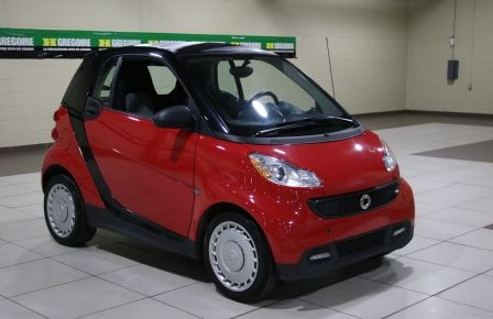2013 Smart Fortwo Pure AUTO A/C GR ELECT in Drummondville