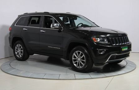 2014 Jeep Grand Cherokee LIMITED AWD CUIR TOIT NAV in Victoriaville