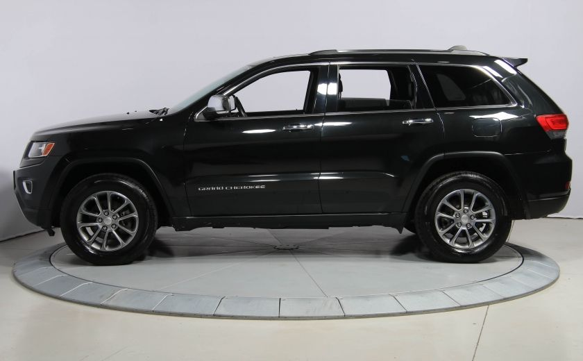 2014 Jeep Grand Cherokee LIMITED AWD CUIR TOIT NAV #3