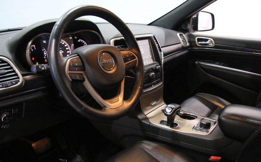 2014 Jeep Grand Cherokee LIMITED AWD CUIR TOIT NAV #8