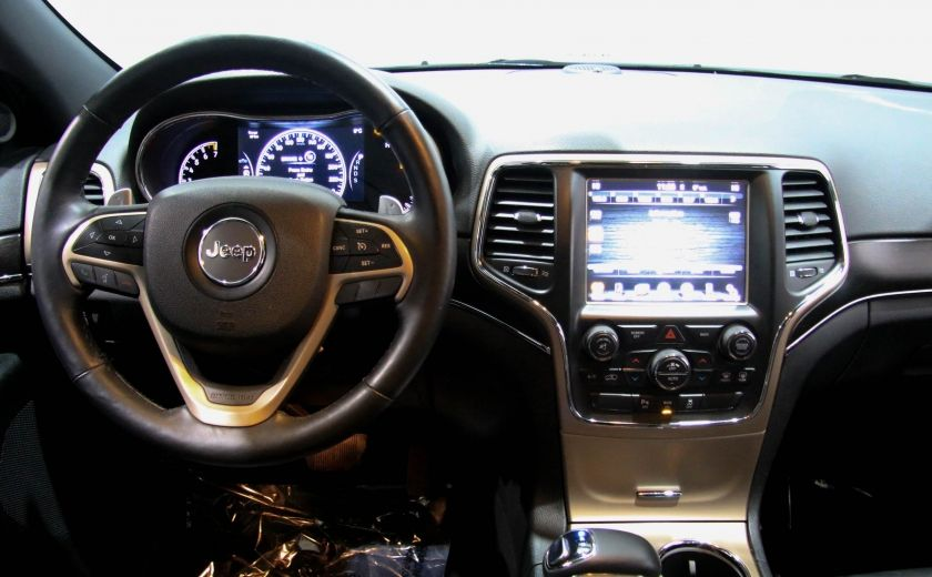2014 Jeep Grand Cherokee LIMITED AWD CUIR TOIT NAV #14