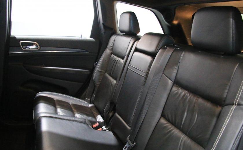 2014 Jeep Grand Cherokee LIMITED AWD CUIR TOIT NAV #25