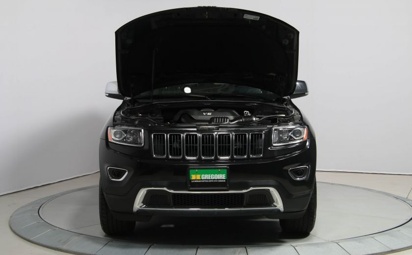 2014 Jeep Grand Cherokee LIMITED AWD CUIR TOIT NAV #32