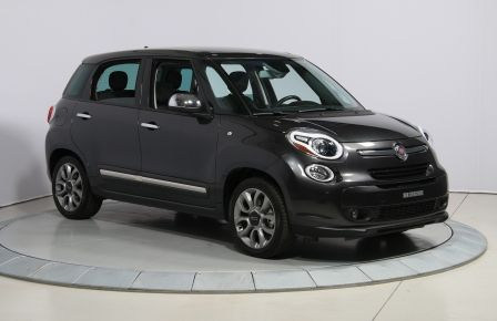 2015 Fiat 500L Lounge CUIR TOIT NAVIGATION MAGS in Abitibi