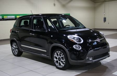 2015 Fiat 500L Trekking A/C NAVIGATION TOIT MAGS in Longueuil
