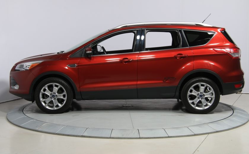 2014 Ford Escape TITANIUM AWD CUIR TOIT PANO NAV PARK ASSIST #3