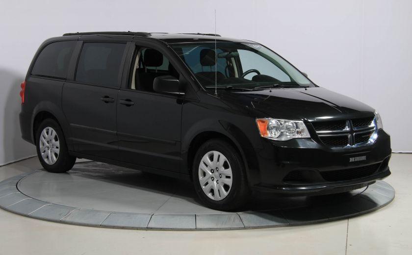2013 Dodge GR Caravan SE A/C GR ELECT #0