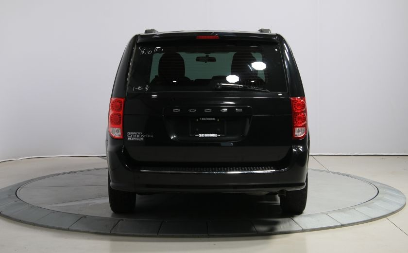 2013 Dodge GR Caravan SE A/C GR ELECT #5