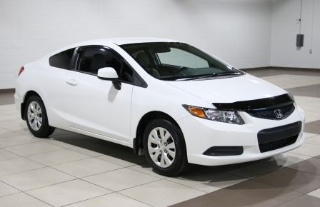 2012 Honda Civic LX A/C GR ELECT BLUETOOTH #0