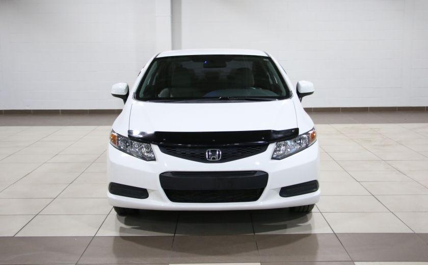 2012 Honda Civic LX A/C GR ELECT BLUETOOTH #1