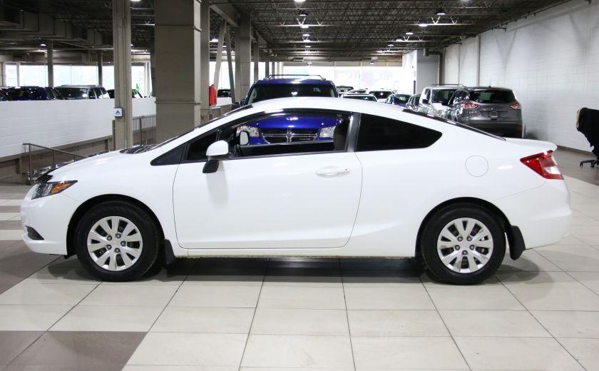 2012 Honda Civic LX A/C GR ELECT BLUETOOTH #3