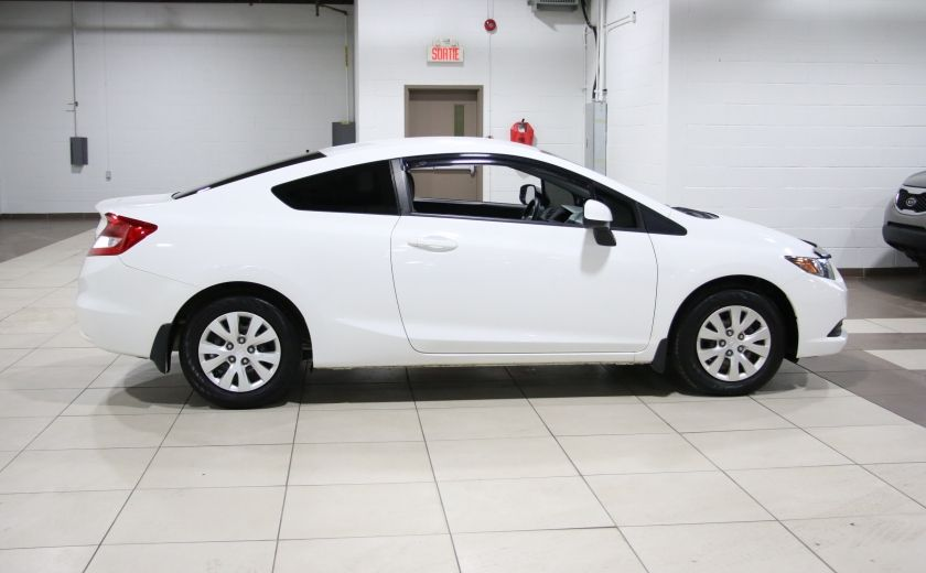 2012 Honda Civic LX A/C GR ELECT BLUETOOTH #7