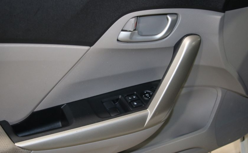 2012 Honda Civic LX A/C GR ELECT BLUETOOTH #11