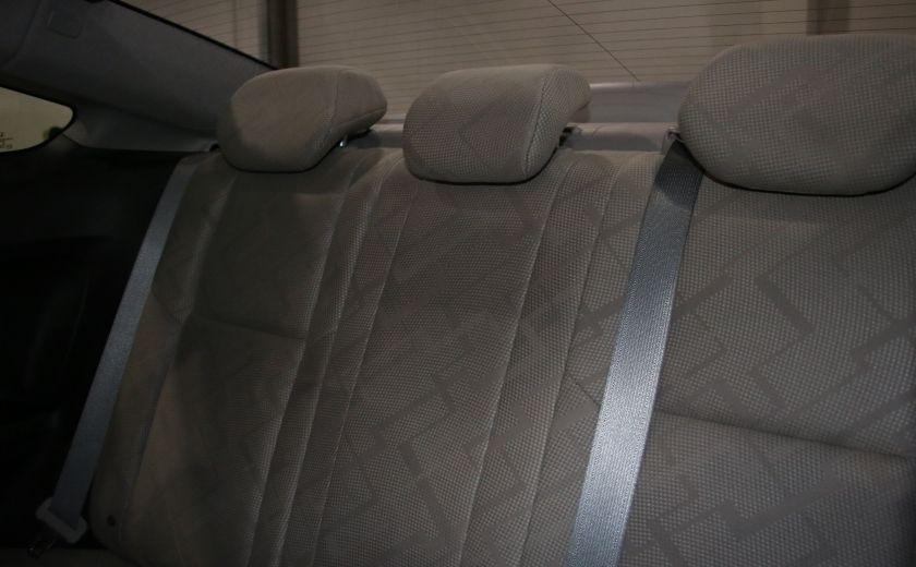 2012 Honda Civic LX A/C GR ELECT BLUETOOTH #12