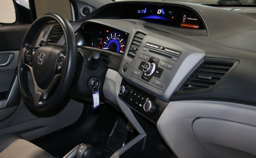 2012 Honda Civic LX A/C GR ELECT BLUETOOTH #15