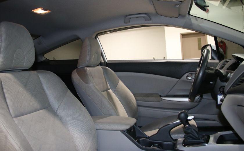 2012 Honda Civic LX A/C GR ELECT BLUETOOTH #16