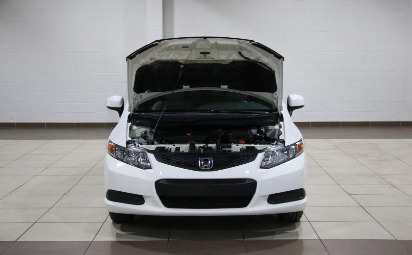 2012 Honda Civic LX A/C GR ELECT BLUETOOTH #18