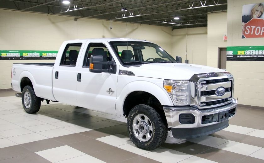 2015 Ford F250 XLT 6.7L TURBO DIESEL 4WD AUTO A/C GR ELECT #0