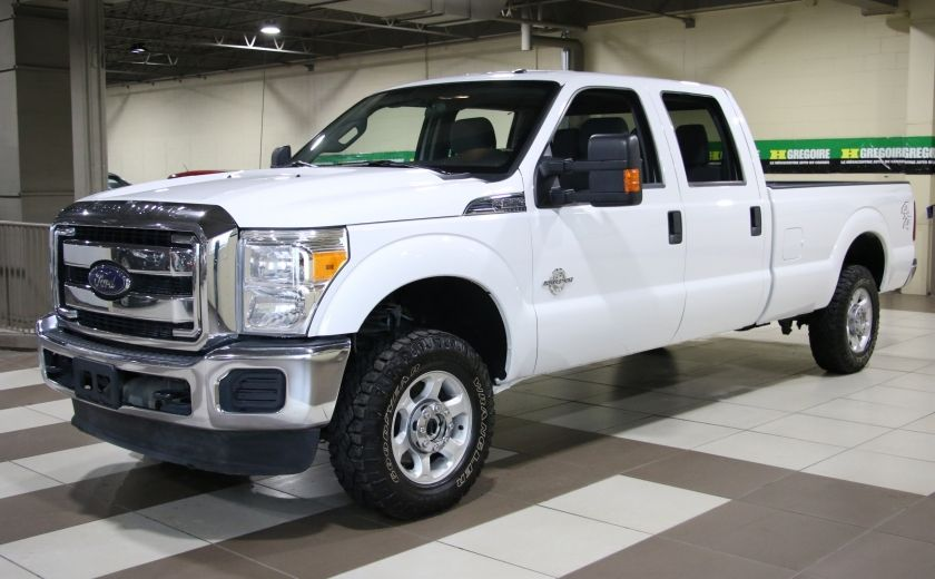 2015 Ford F250 XLT 6.7L TURBO DIESEL 4WD AUTO A/C GR ELECT #2