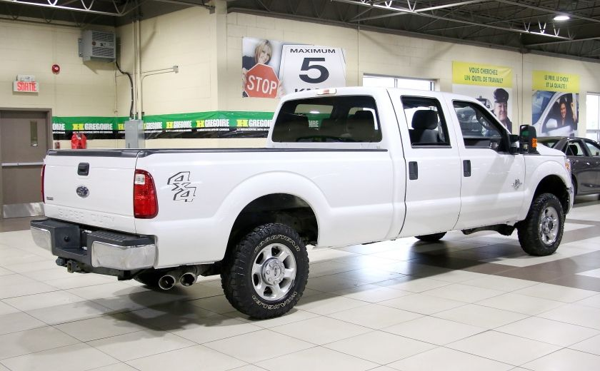 2015 Ford F250 XLT 6.7L TURBO DIESEL 4WD AUTO A/C GR ELECT #5
