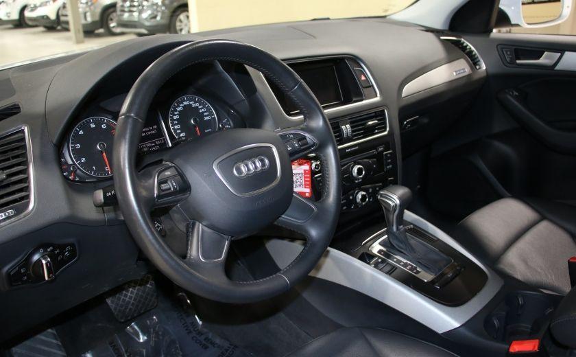 2014 Audi Q5 2.0L Komfort AWD QUATTRO #8