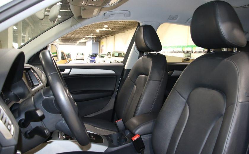 2014 Audi Q5 2.0L Komfort AWD QUATTRO #9