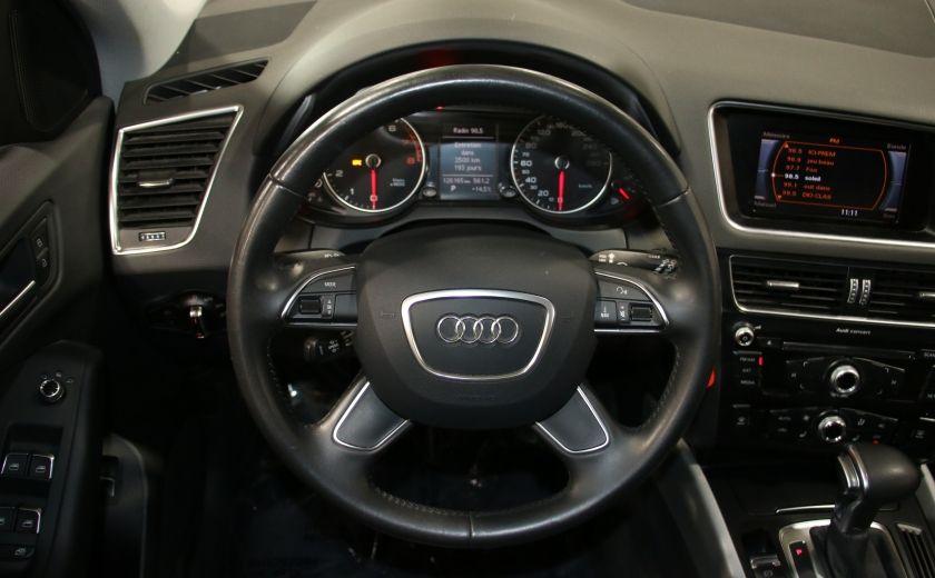 2014 Audi Q5 2.0L Komfort AWD QUATTRO #14