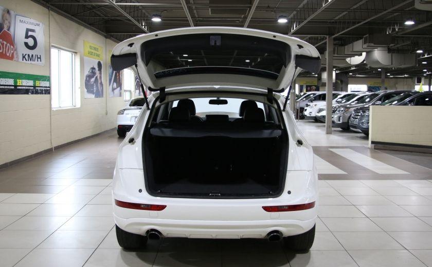 2014 Audi Q5 2.0L Komfort AWD QUATTRO #26