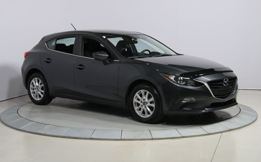 2015 Mazda 3 GS A/C GR ELECT MAGS BLUETOOTH CAM.RECUL #0