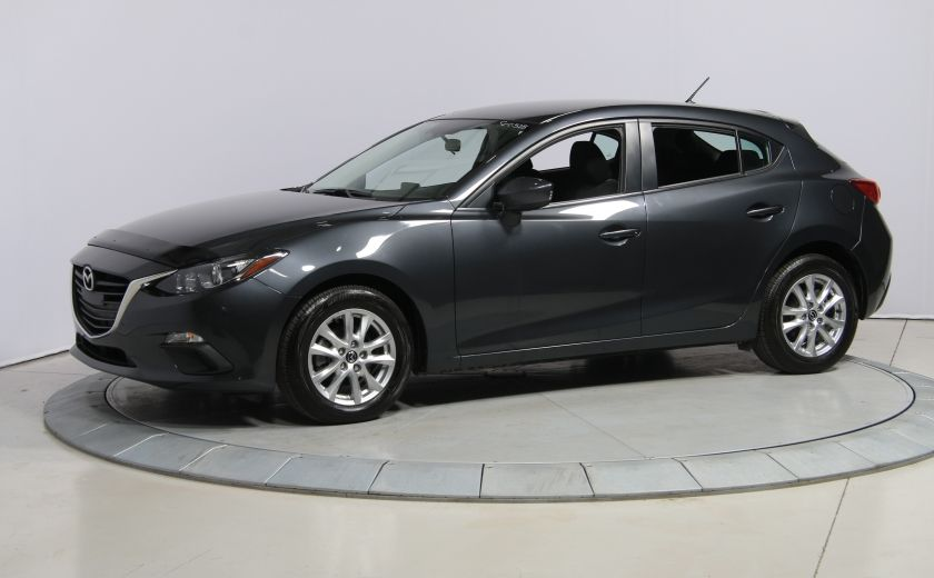 2015 Mazda 3 GS A/C GR ELECT MAGS BLUETOOTH CAM.RECUL #2