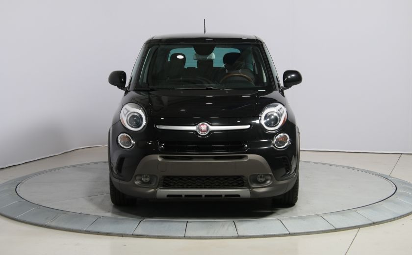 2014 Fiat 500L Trekking AUTO A/C TOIT PANO MAGS BLUETOOTH #1